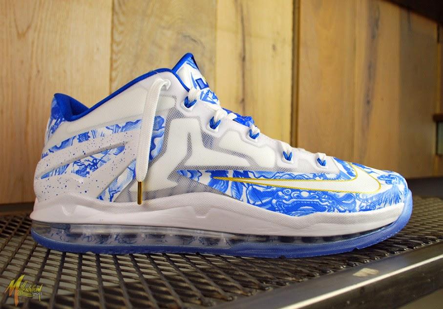 3f2b4b23707b Closer Look at the Nike Max LeBron 11 Low China ...