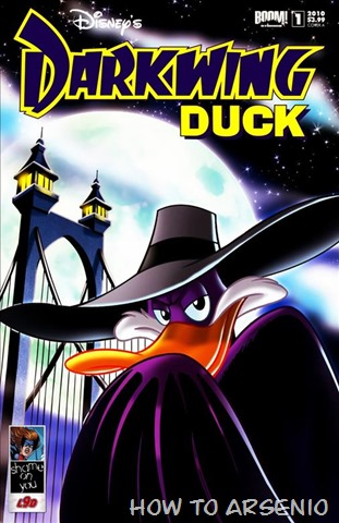 P00001 - Darkwing Duck  L9D #1