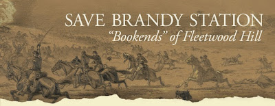 Save 33 Acres at Brandy Station!