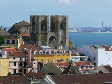 Imagini Portugalia: Se Catedral Lisabona