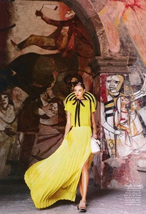 14 by Nicole Bentley-fashioneditor Meg Gray- model Alina Balkova-Vogue Australia March 2011-dustjacketattic.blogspot.com