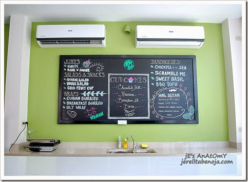 Green Bar Cafe Alabang
