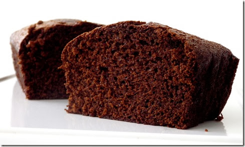 Sticky Black Gingerbread