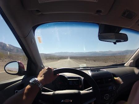 Yosemite National Park: Drumul iti testa la maxim abilitatile de pilot