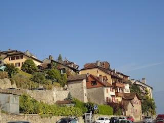 Saint-Saphorin dans le Lavaux