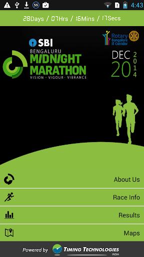 【免費運動App】Bengaluru Midnight Marathon-APP點子