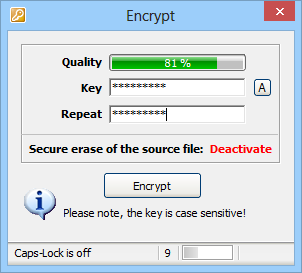 Free File Encryption Software