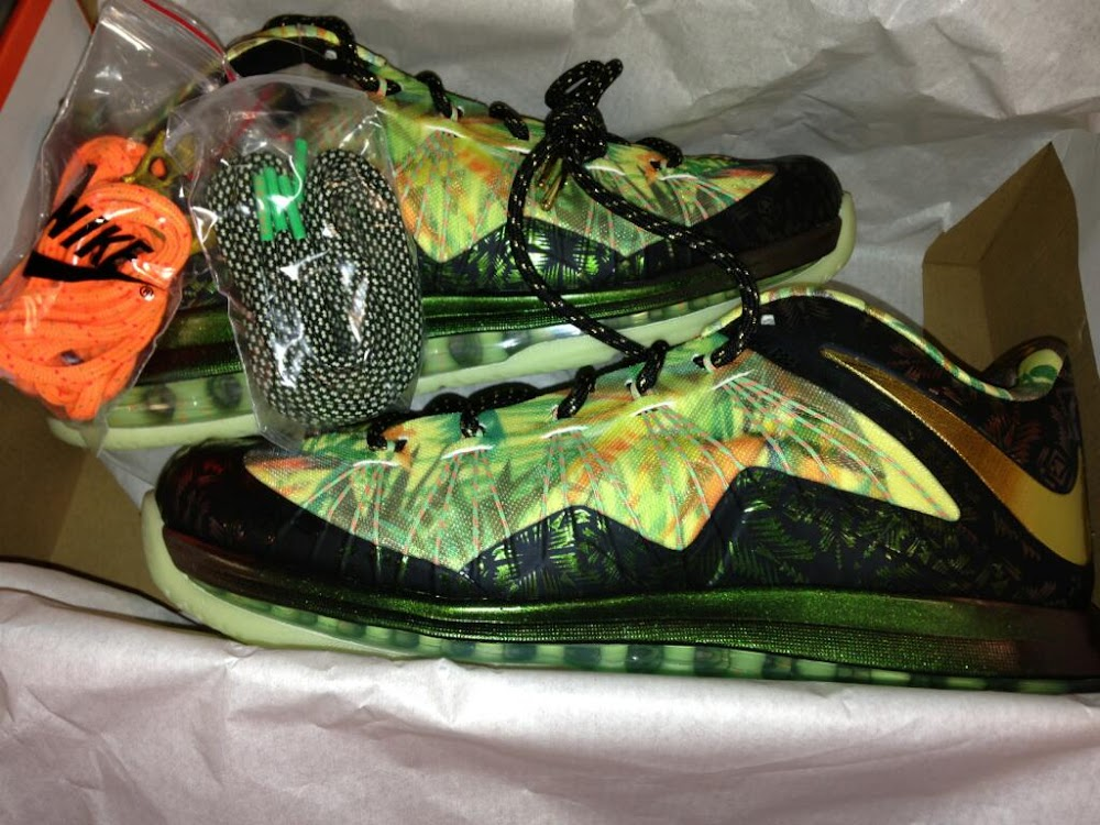 29a0fdfd71615 Not So Fast Nike Air Max LeBron X Low 82202Time Champion8221 ...