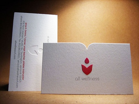 Emboss-Die-cut-Business-Card