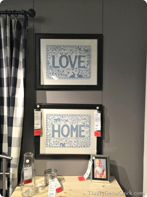 ikea home art