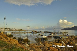 Koufonisia - Port