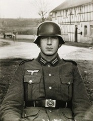 Young Soldier - Westerwald - August Sander - 1945