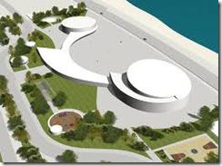 Parque Dona Lindu - vista aérea