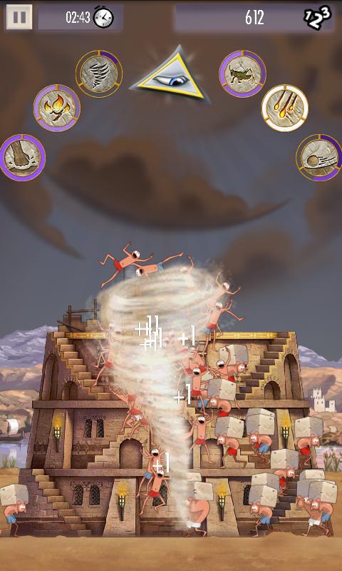 Babel Rising Cataclysm screenshot #5