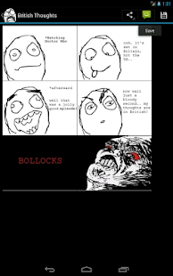 Rage Comics Reader - screenshot thumbnail