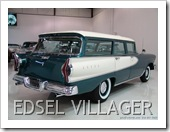 ford edsel villager