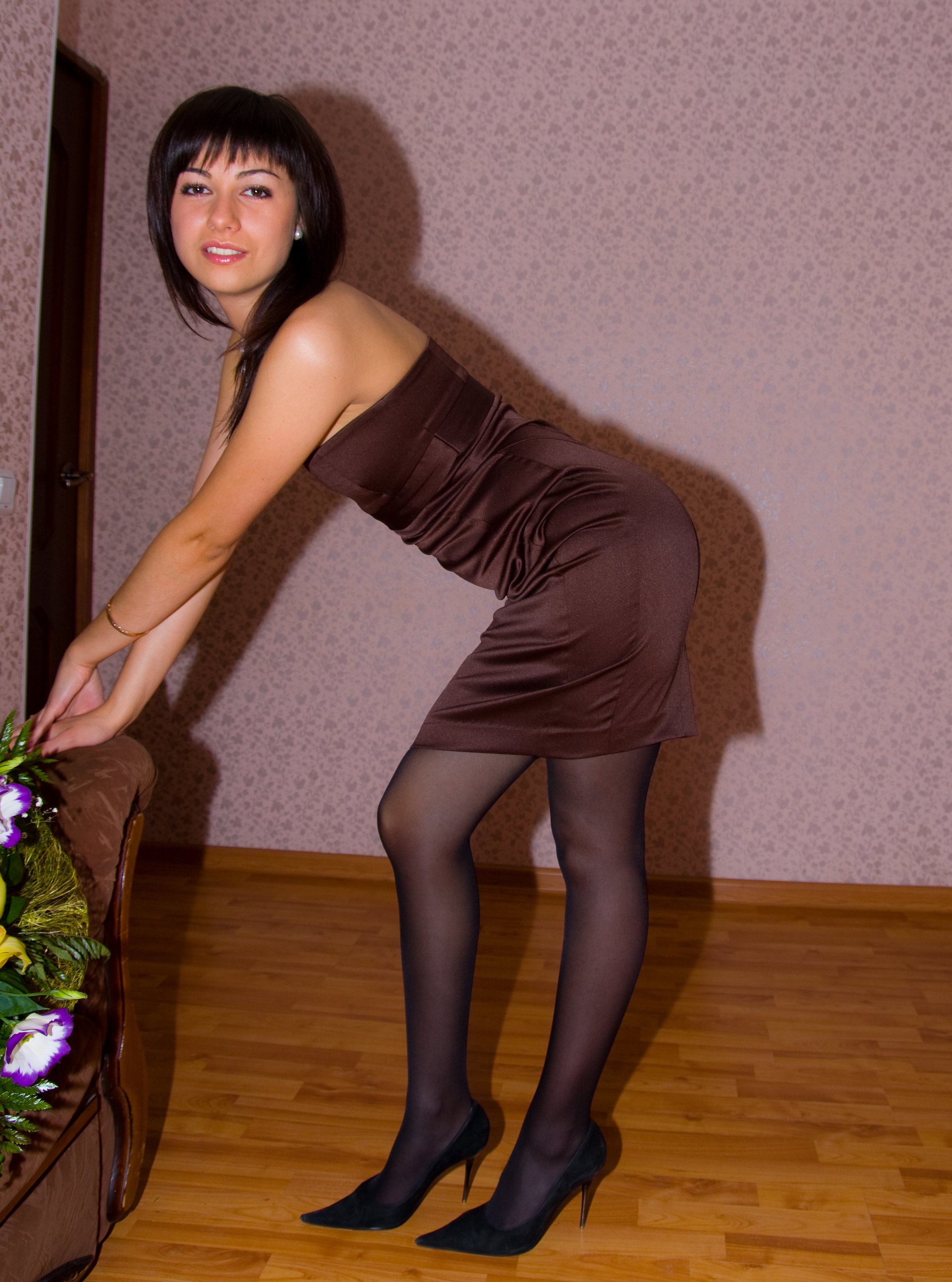 Pantyhose Ebony Teen Pantyhose Teen 85