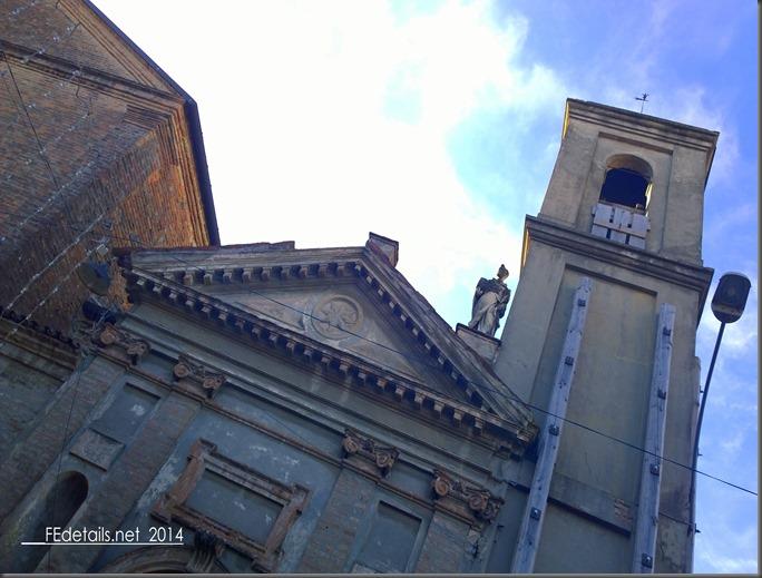 Chiesa del Rosario di Stellata, Bondeno, Ferrara, Italy