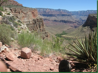 Bright Angel Trail Hike 120