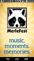 Screenshot of MerleFest 2015