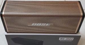 Loa Bluetooth, Đọc Thẻ Nhớ BOSE MA-200S