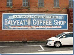 3940 Ohio - Van Wert, OH - Lincoln Highway (Main St)(I-30 Business) - 1922 Balyeat's Coffee Shop