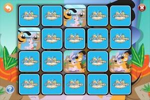 Screenshot of Jasper's Easter StoryChimes