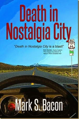 Death in Nostalgia City cover