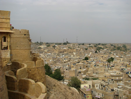 Jaisalmer, orasul de aur din India