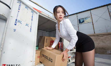 MISSLEG 2018-02-03 No.006 Xiao Hui 筱慧 (21P60M)