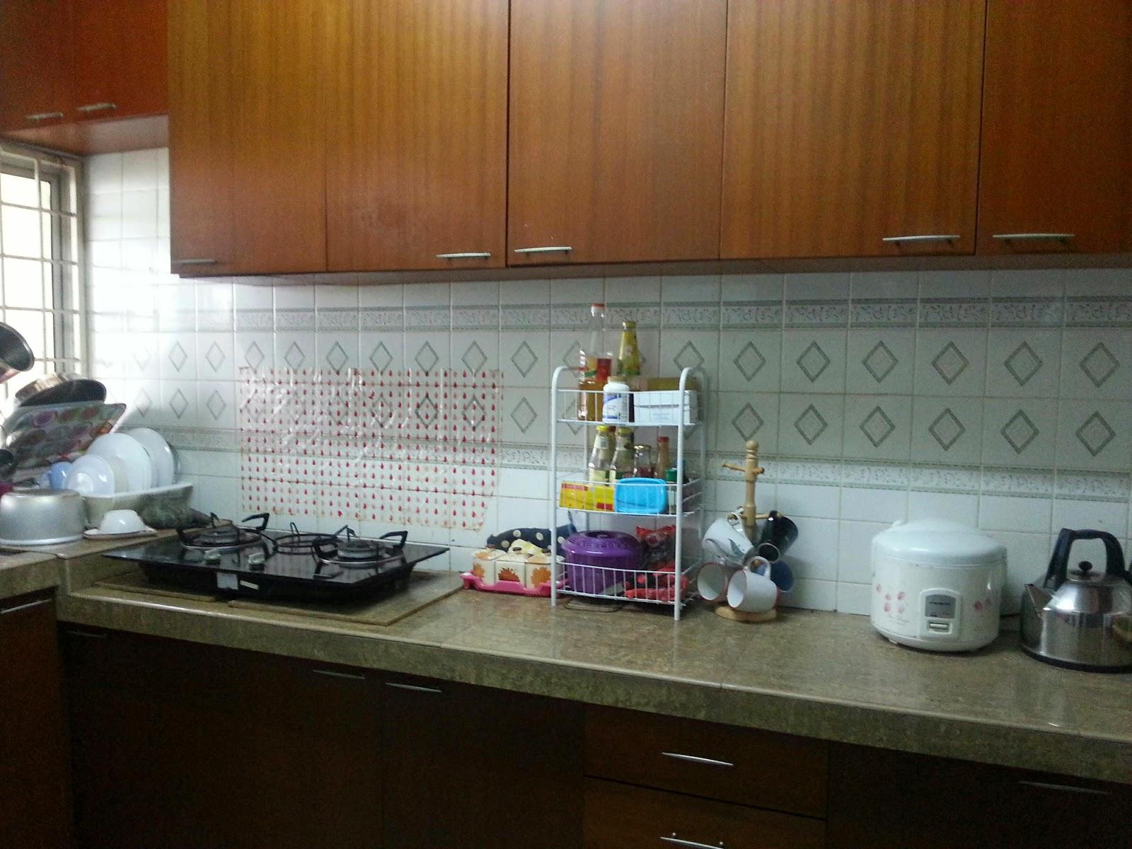 Dapur Buruk Saya Simple Je Kabinet Pun Owner Dulu Punya Bila La Nak Buat Kc Baru Insya Dalam Perancangan Sabaq Naaaaaa
