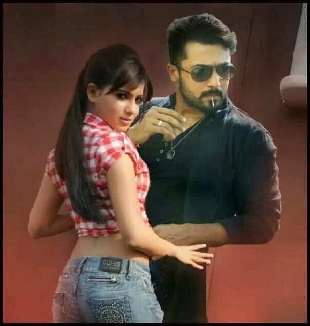Surya & Samantha Anjaan Movie Stills