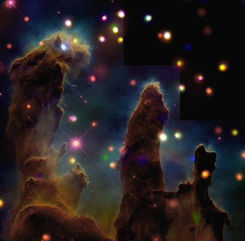 pillars of creation