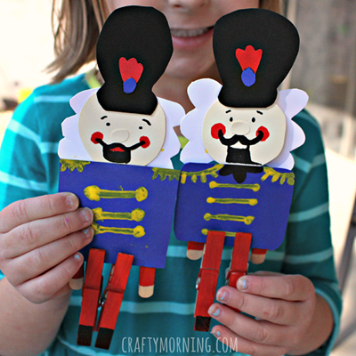 Nutcracker Craft