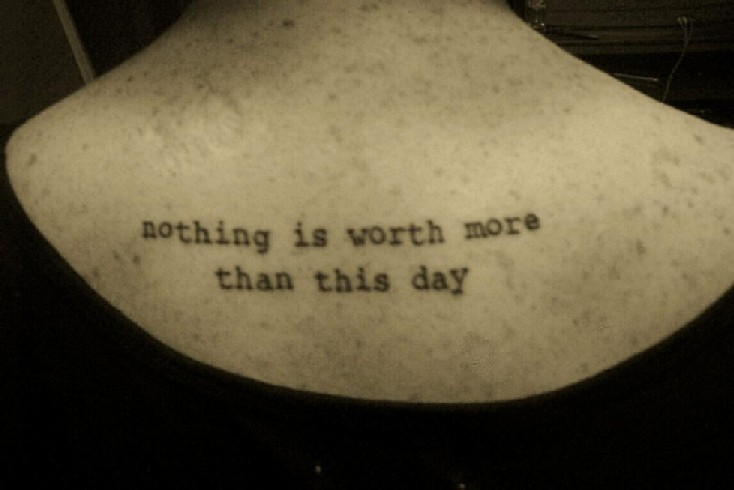 God Quotes For Tattoos