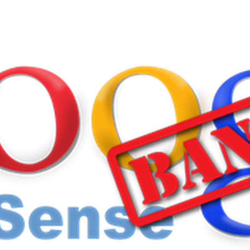 Simple Trick to Regain Your Banned  Google Adsense Account