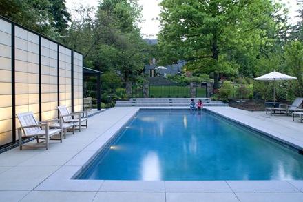 COOP 15 Architecture- Kaneko Pool House