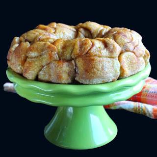 Apple Pie Cinnamon Rolls Monkey Bread