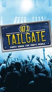 Tailgate 107.3 - screenshot thumbnail