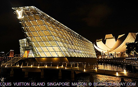 Louis Vuitton Singapore Island Maison Open Marina Bay Sands