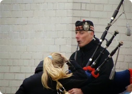 bagpipe day