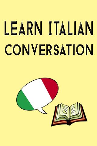 Learn Italian conversation