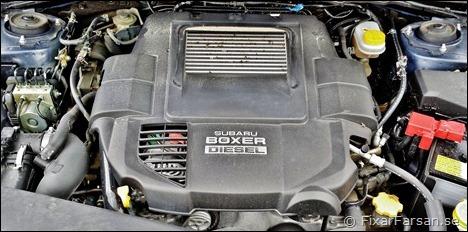 Subaru Forester 2013 Diesel