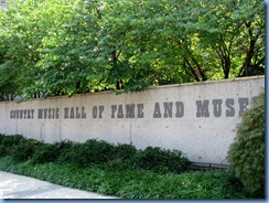 9514 Nashville, Tennessee - Discover Nashville Tour - downtown Nashville - Country Music Hall of Fame and Museum