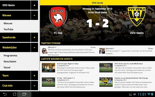 VVV-VENLO LIVE - screenshot thumbnail