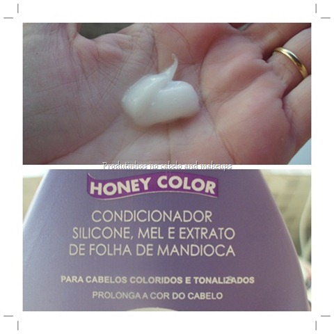 Condicionador Honey Color Raiz Latina