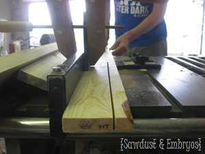 Building Floating Shelves {Sawdust & Embryos}