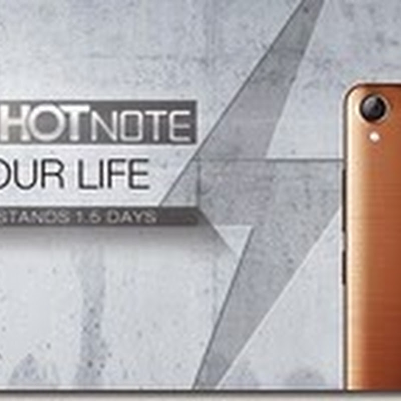 Infinix Hot Note Specifications, Features and Price