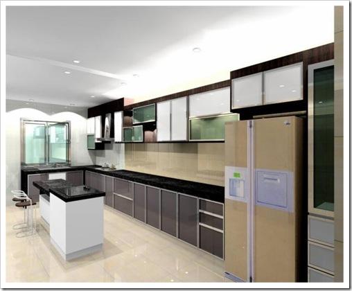 65858128 3 Perkhidmatan Kabinet Dapur Kitchen Cabinet Johor Bahru