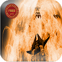 Space On Fire icon